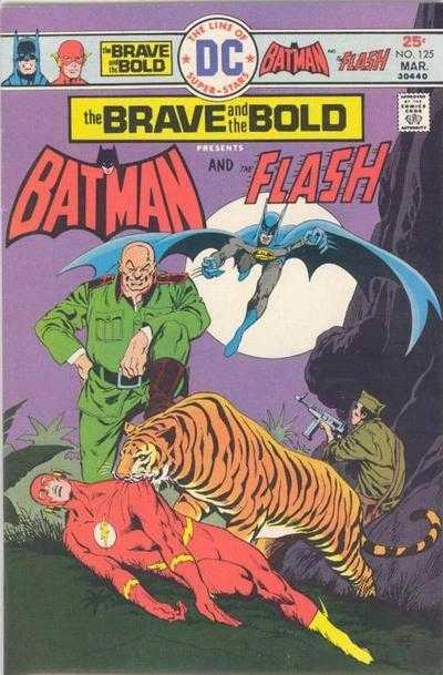 The Brave and the Bold #125