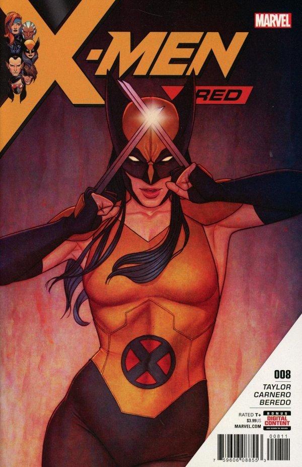X-Men: Red #8