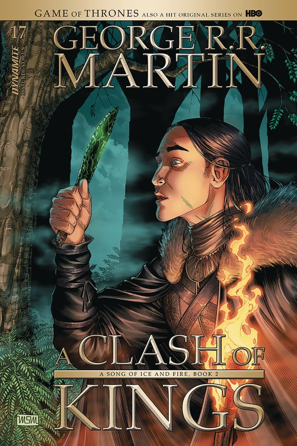 A Game of Thrones: Clash of Kings #18