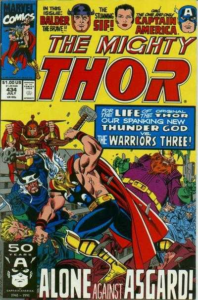 The Mighty Thor #434
