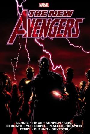 The New Avengers Omnibus Vol. 1 HC