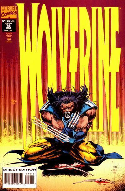 Wolverine #79