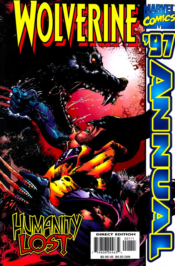 Wolverine Annual '97
