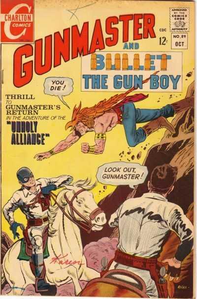 Gunmaster #89