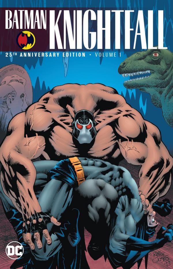 Batman: Knightfall Vol. 1 - 25th Anniversary Edition TP