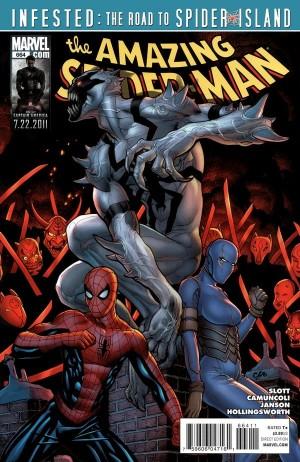 The Amazing Spider-Man #664