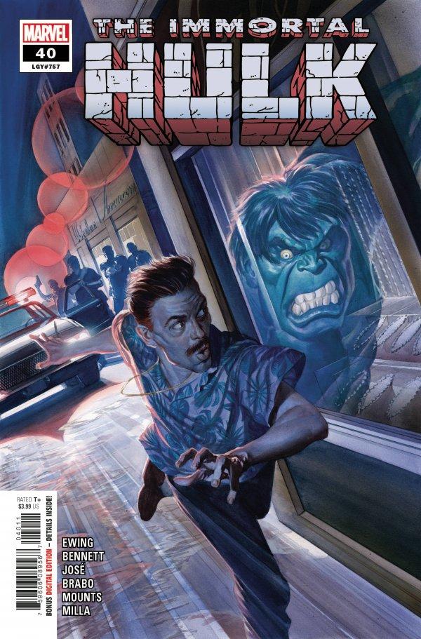 The Immortal Hulk #40
