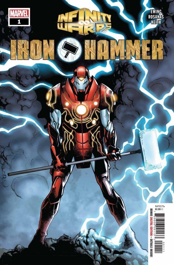 Infinity Warps: Iron Hammer #1