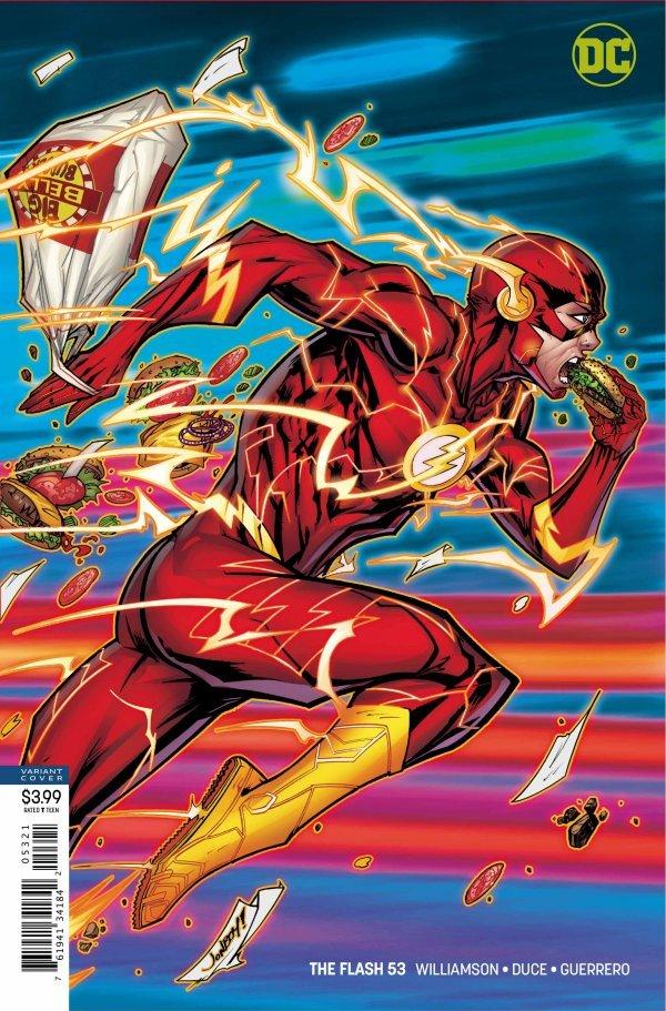 The Flash #53