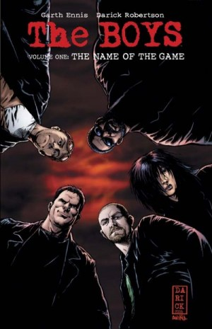 The Boys Vol. 1: The Name of the Game TP