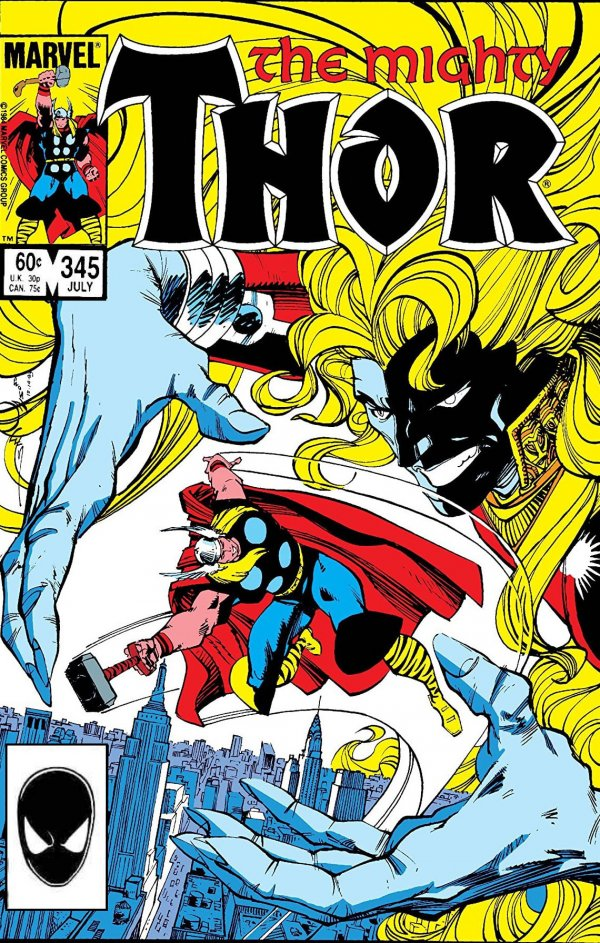 The Mighty Thor #345