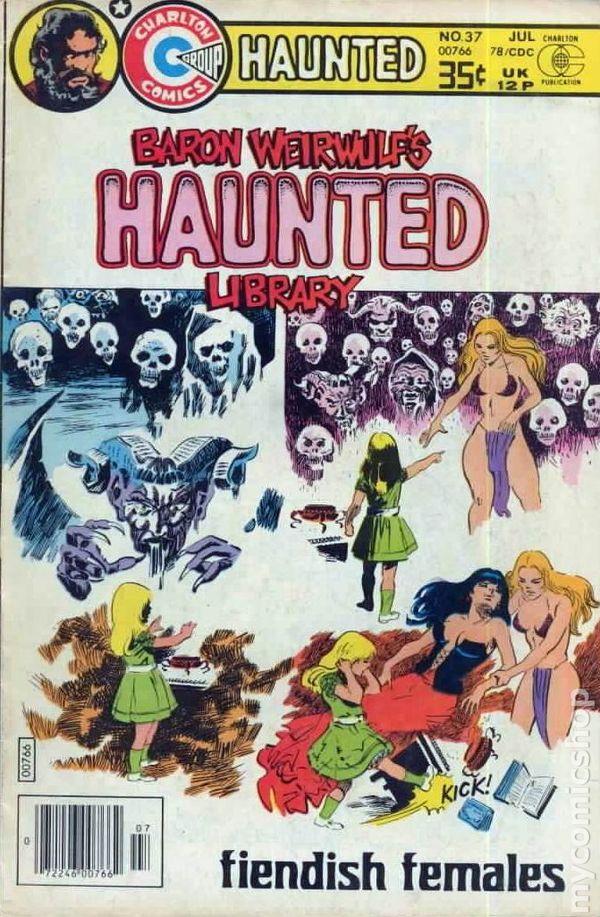 Haunted #37