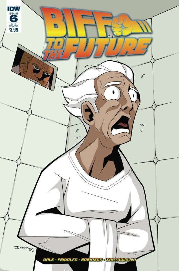Back to the Future: Biff to the Future #6