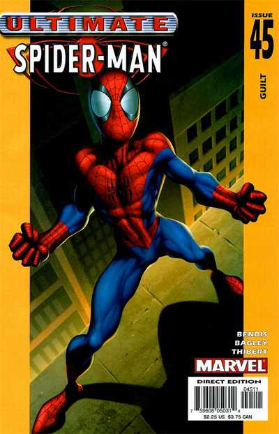 Ultimate Spider-Man #45