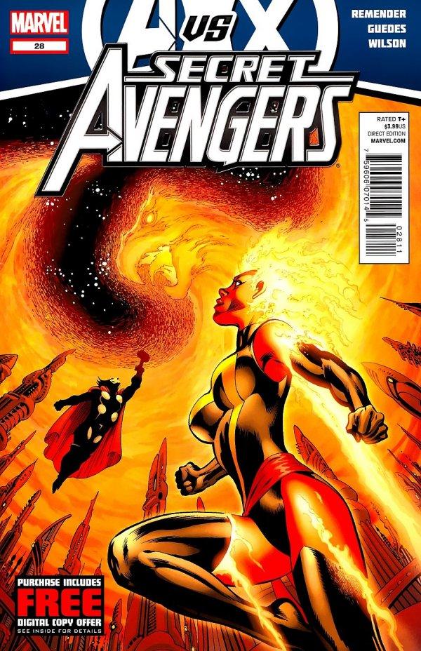 Secret Avengers #28