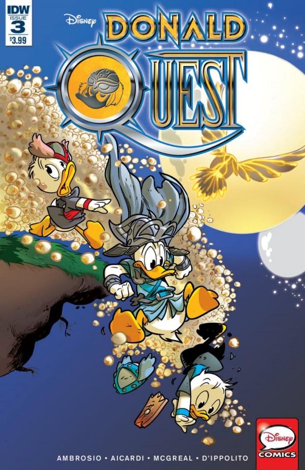 Donald Quest #3