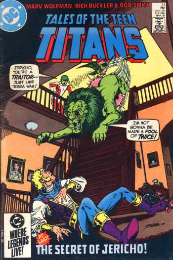 Tales of the Teen Titans #51