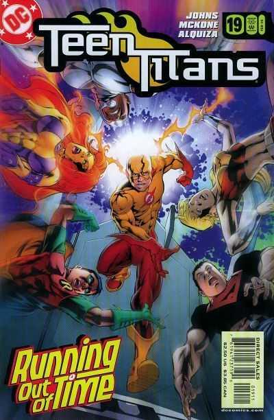 Teen Titans #19