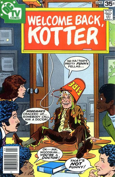 Welcome Back Kotter #10