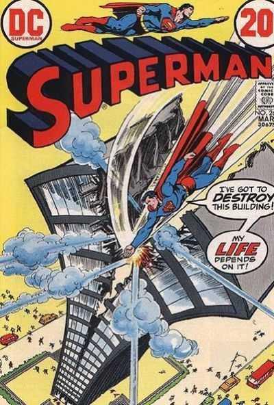 Superman #262