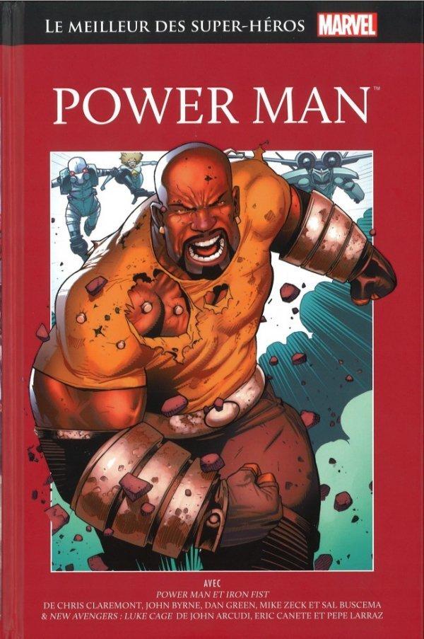 Le Meilleur des Super-Héros Marvel 14 . Power Man