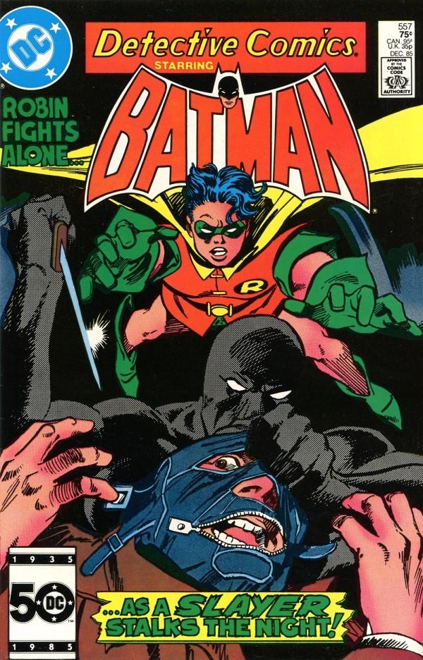 Detective Comics #557