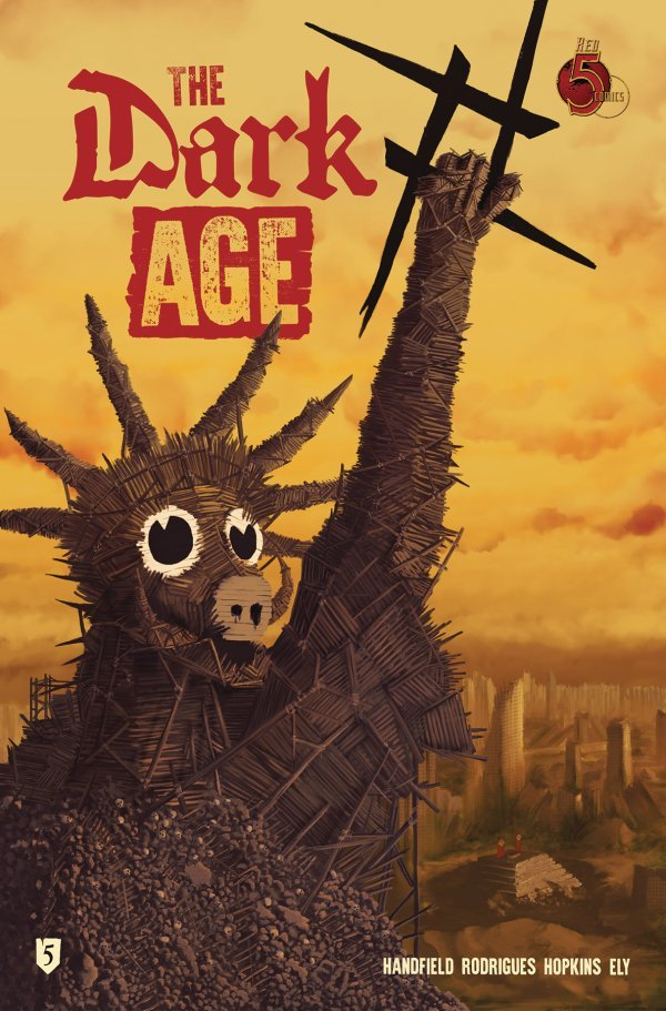 Dark Age #5 review