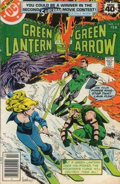 Green Lantern #113