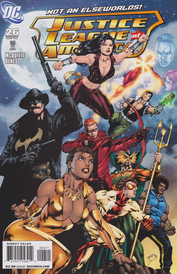 Justice League of America #26