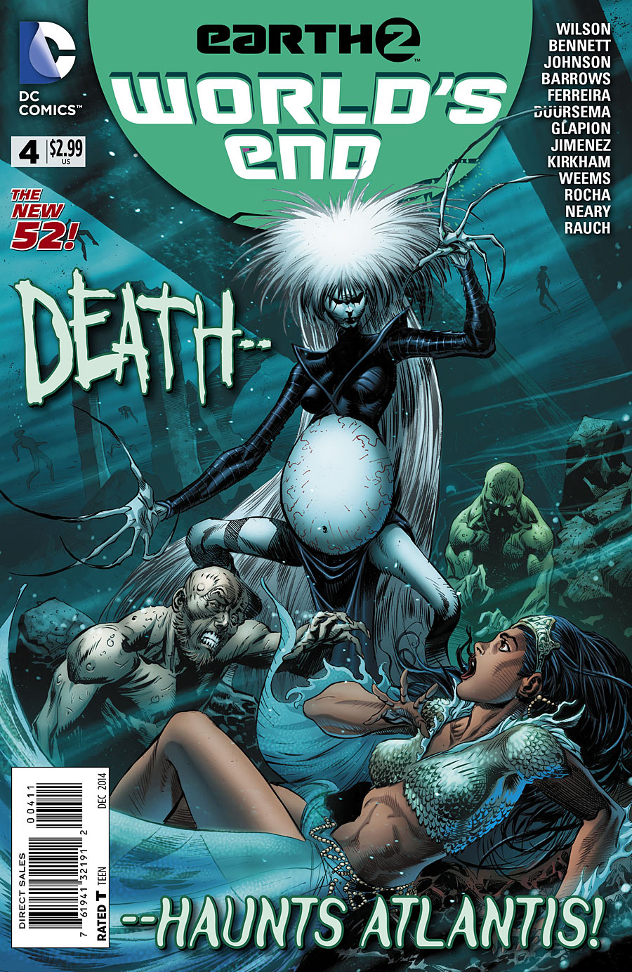 Earth 2: World's End #4
