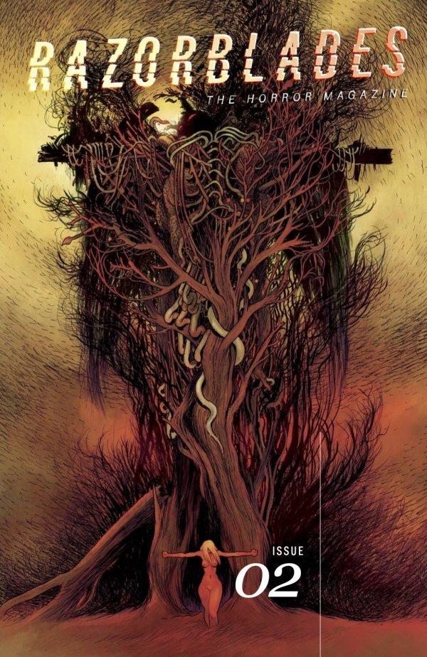 Razorblades: The Horror Magazine #2