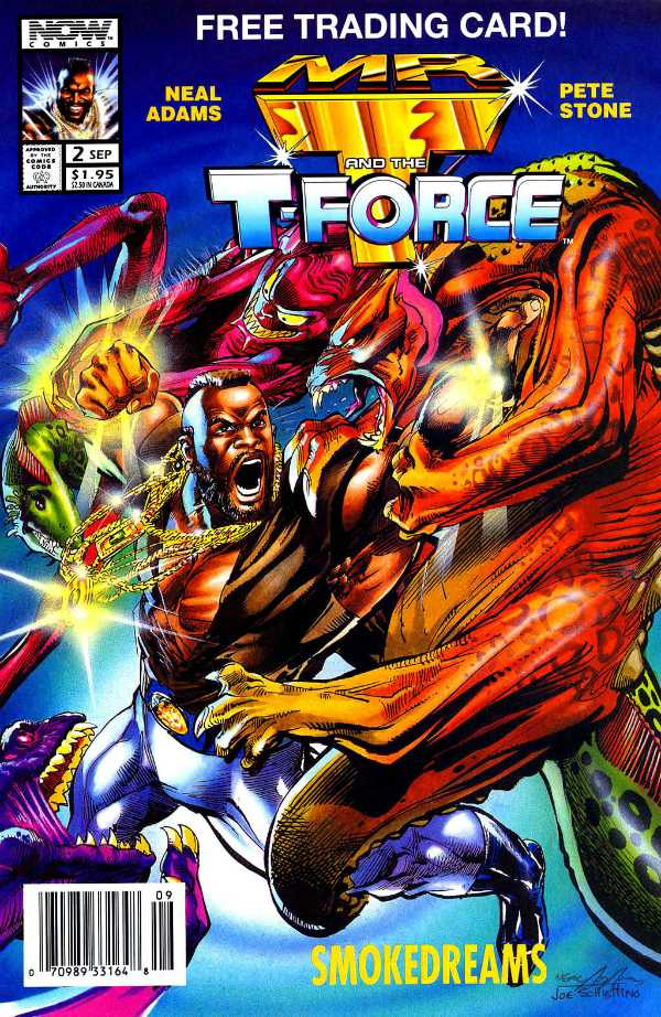 Mr. T and the T-Force #2