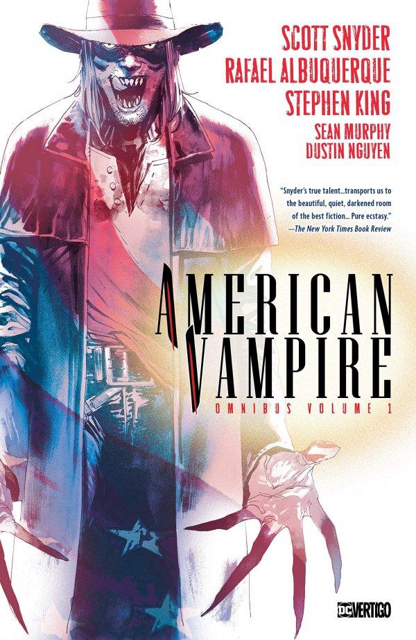 American Vampire Omnibus Vol. 1 HC