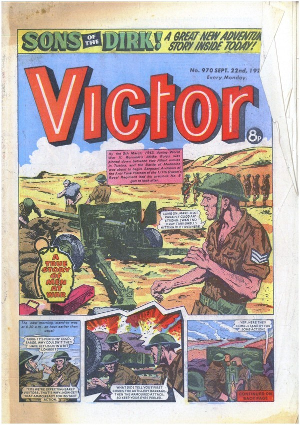 Victor (The) #970