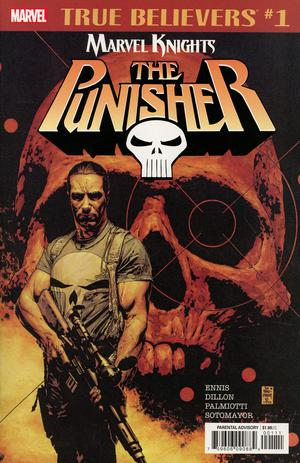 True Believers: Marvel Knights 20th Anniversary - Punisher by Ennis, Dillon & Palmiotti #1