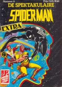 De spektakulaire Spiderman Extra #11