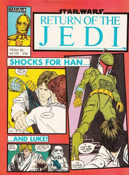 Return of the Jedi Weekly #122