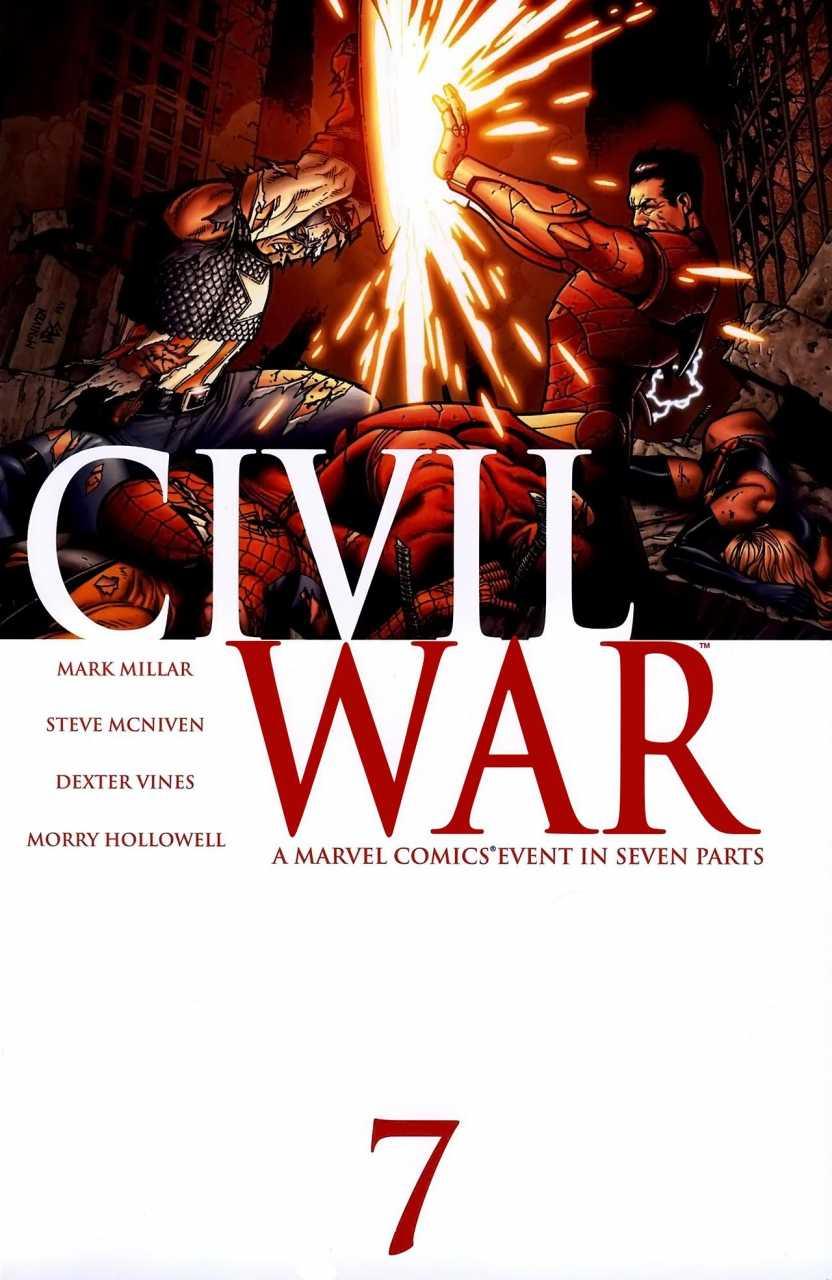 Civil War #7