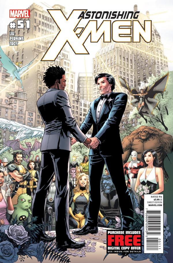 Astonishing X-Men #51
