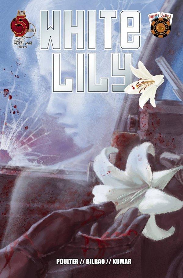White Lily #5
