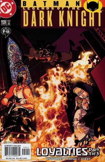 Batman: Legends of the Dark Knight #159