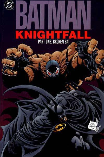 Batman: Knightfall Part One - Broken Bat TP