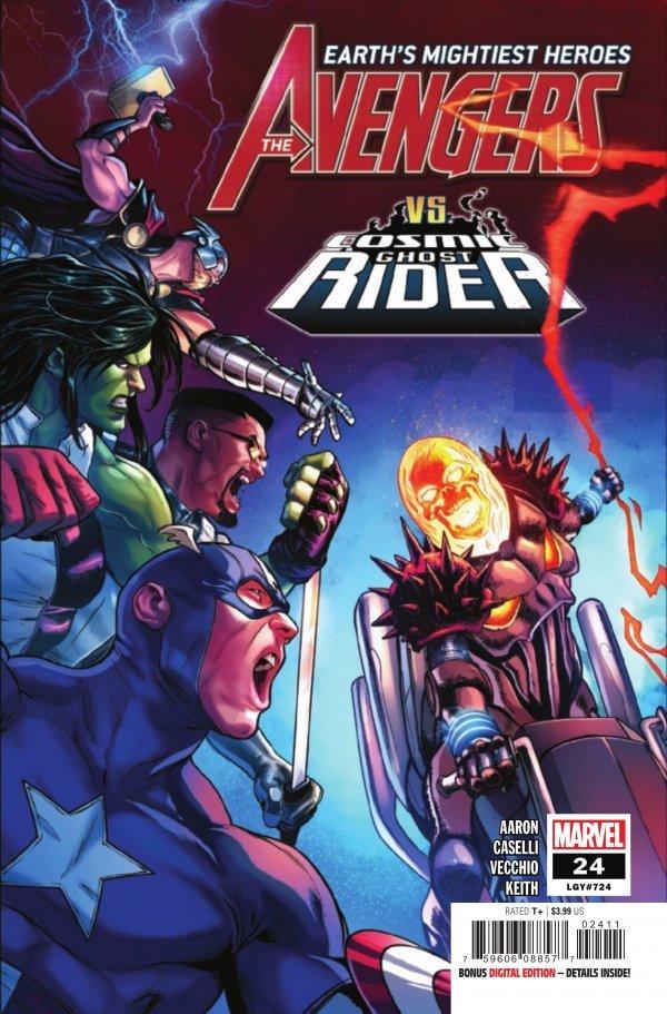 The Avengers #24
