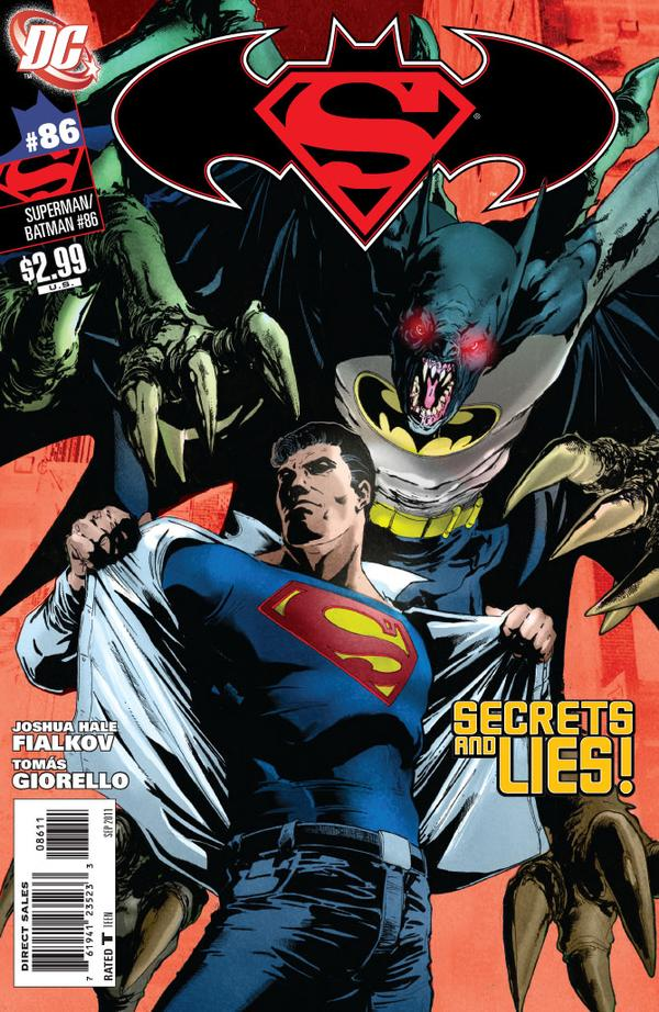 Superman / Batman #86