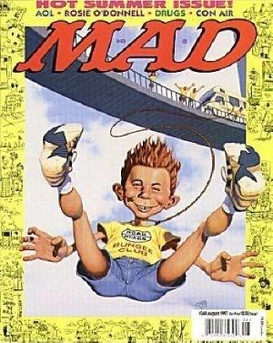 Mad Magazine #360