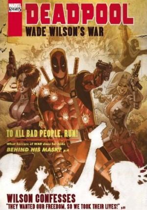 Deadpool: Wade Wilson's War TP review