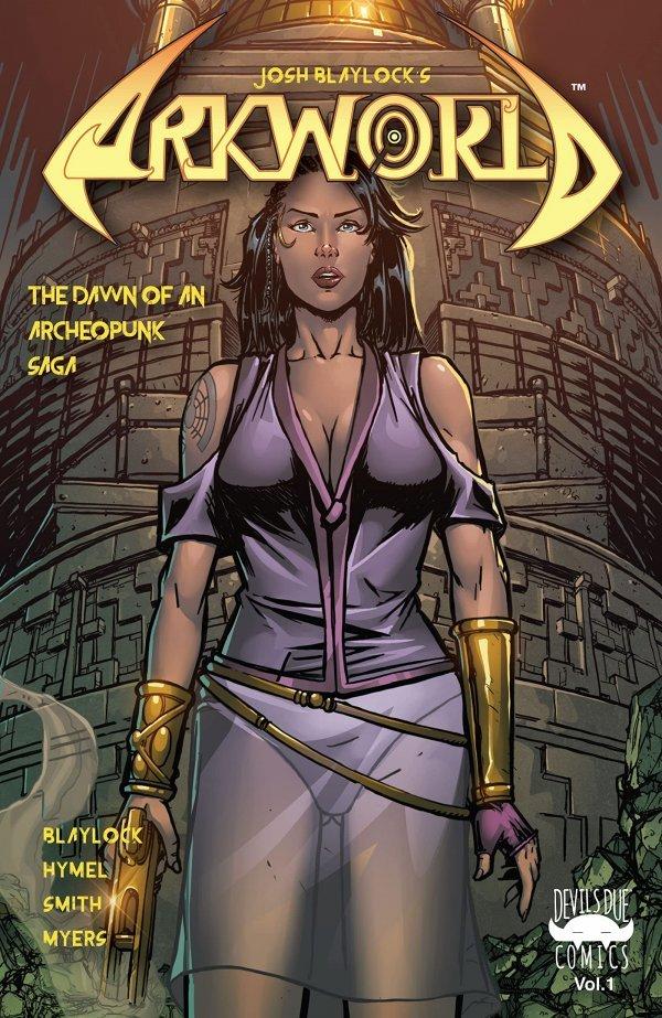 Arkworld #1 review