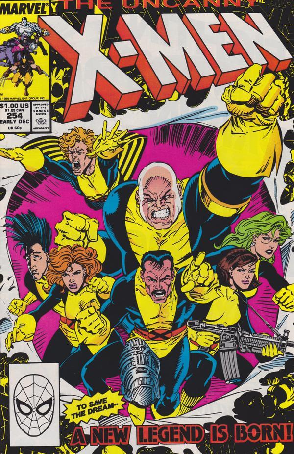 Uncanny X-Men #254