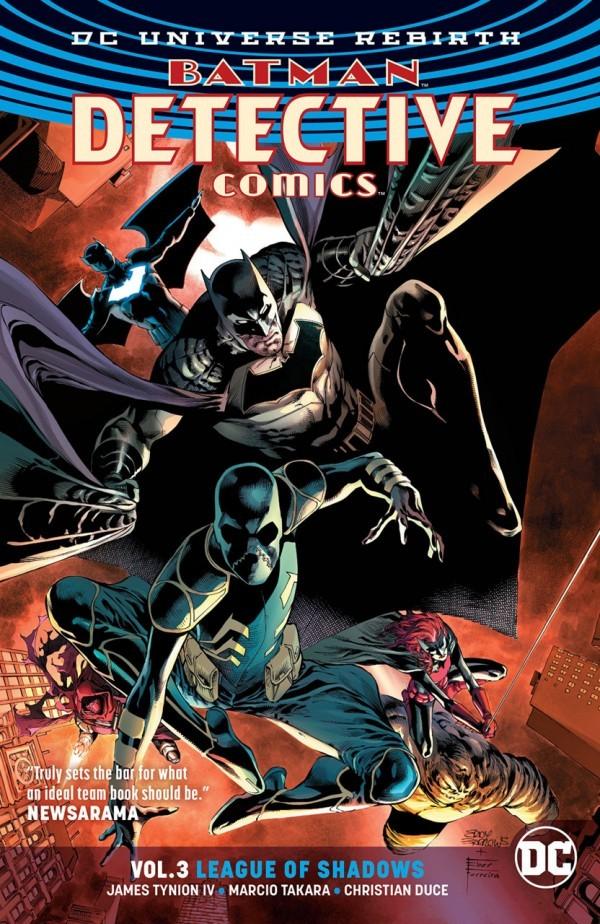 Batman: Detective Comics Vol. 3: League of Shadows TP