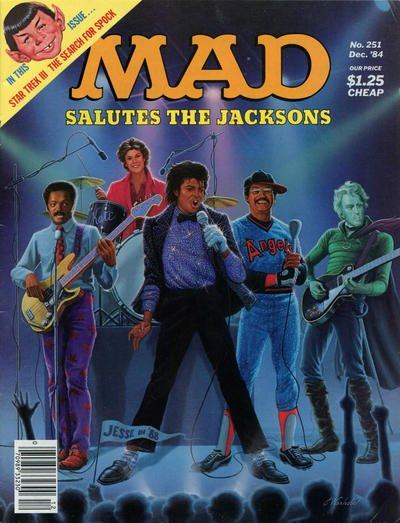 Mad Magazine #251